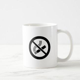 Taza De Café De no fumadores