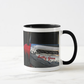 Taza de café de P-51 Betty Jane