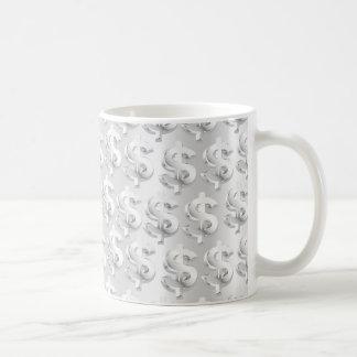 Taza De Café $ $ de plata