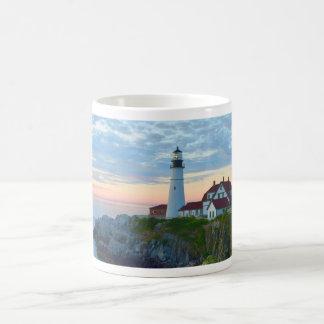 Taza de café de Portland Maine