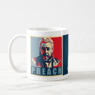Taza de café de Posterized Spurgeon