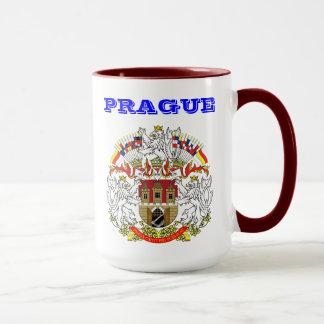Taza de café de Praga