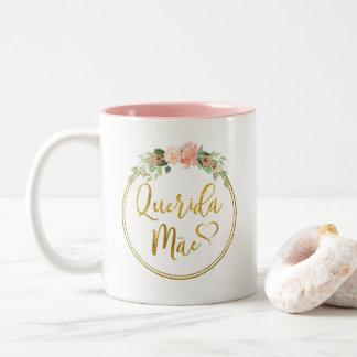 Taza de café de Querida Mãe - portugués