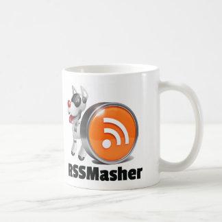 Taza de café de RSSMasher 11oz.