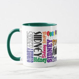 Taza de café de Sidney