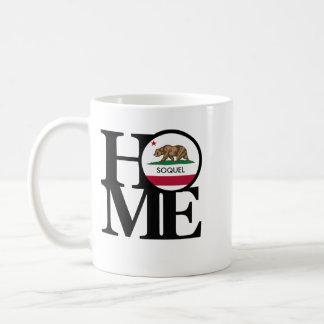 Taza de café de SOQUEL California