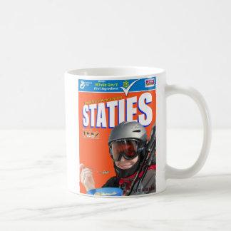 Taza de café de Staties