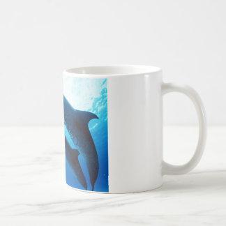Taza De Café Debajo del mar