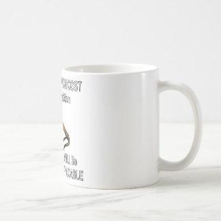Taza De Café Debido al alto coste de munición una hacha de