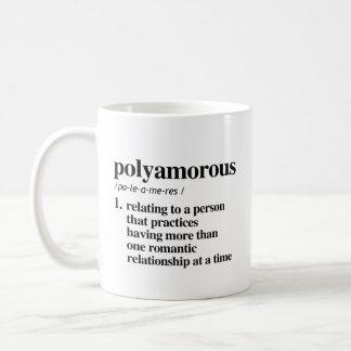 Taza De Café Definición de Polyamorous - términos definidos de