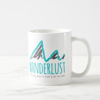 Taza De Café Definición del Wanderlust