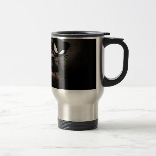 Taza de café del acero inoxidable