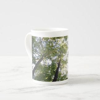 Taza de café del árbol