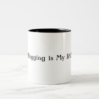 Taza de café del Blogger