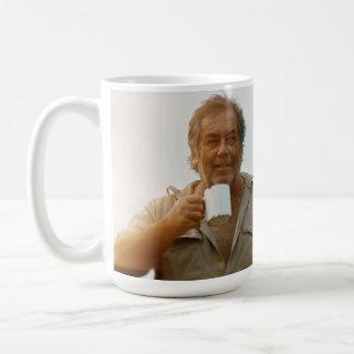 """Taza de café del """"buen compañero del café"""" //ahora"""