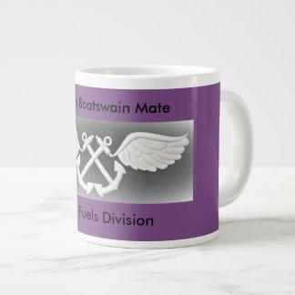 Taza de café del compañero del Boatswain de