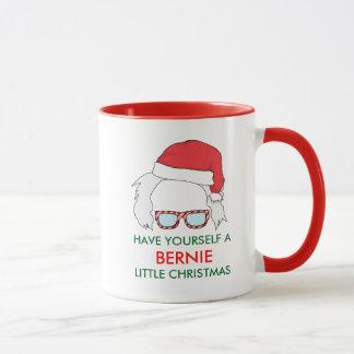 Taza de café del día de fiesta de Santa de las