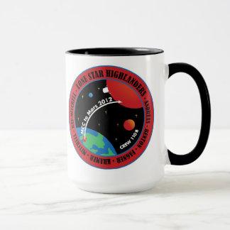 Taza de café del equipo de Marte 101 2011