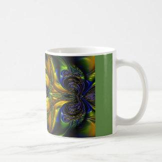 Taza de café del fractal