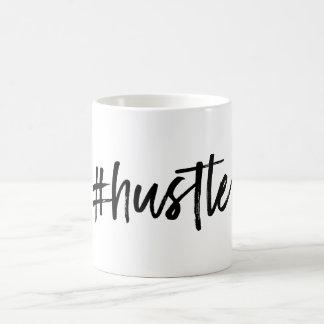 taza de café del #hustle