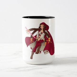 Taza de café del jade de Jedi