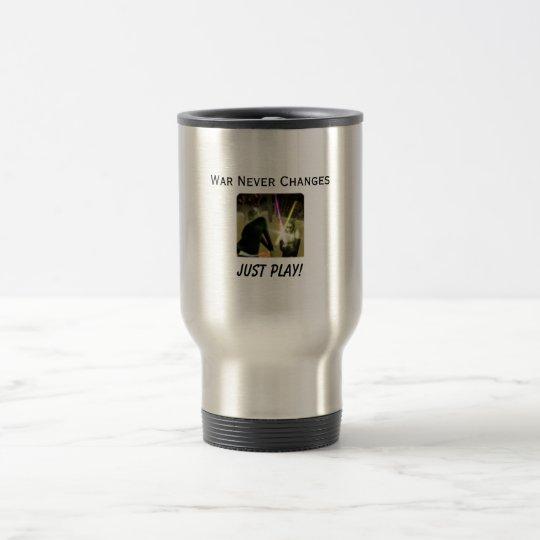 Taza de café del juego