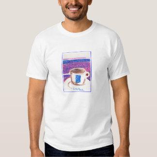 taza de café del lavazza camisetas