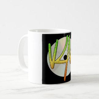 Taza de café del logotipo de Verse4Verse