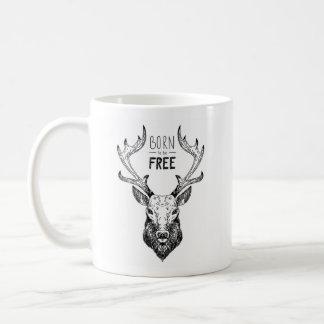 Taza de café del macho