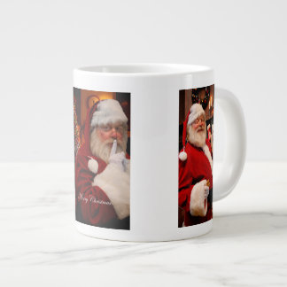Taza de café del navidad del padre