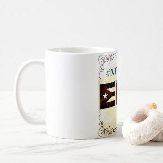 Taza de café del #NYLovesPR