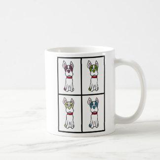 Taza de café del perro - Boston Terrier