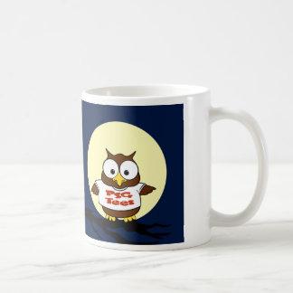 Taza de café del pitido de las camisetas de PSG