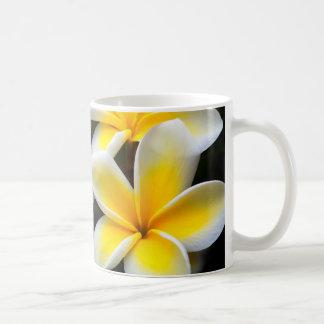 Taza de café del Plumeria