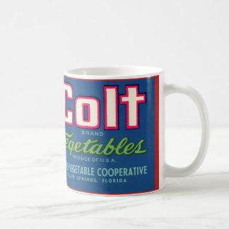 Taza de café del potro