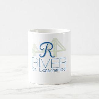 Taza de café del río de R - St Lawrence