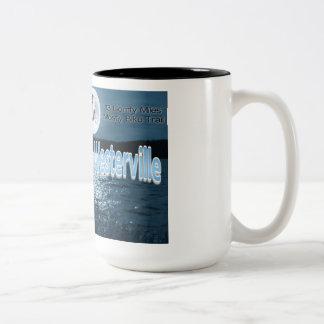 Taza de café del solenoide de la Luna Llena