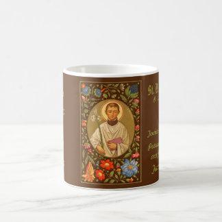 Taza de café del St. Aloysius Gonzaga (P.M. 01)