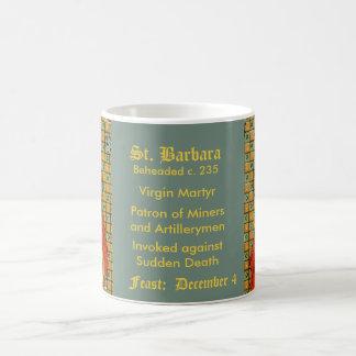 Taza de café del St. Barbara (JP 01) #1.2a
