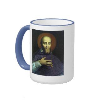 Taza de café del St. Frances de Sales*