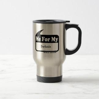 Taza de café del viaje de MeForMy Darkside