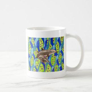 Taza De Café delfín