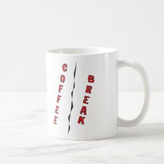 Taza De Café descanso para tomar café
