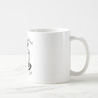 Taza De Café Dése vuelta alrededor para un NUEVO COMIENZO