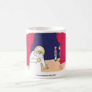 Taza De Café después de dios