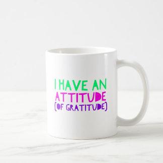 Taza De Café Detox AA de la recuperación de la gratitud de la
