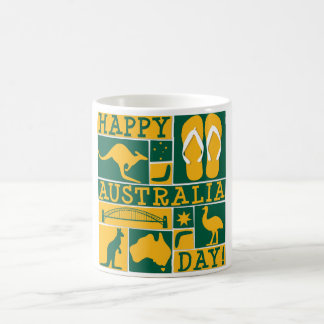 Taza De Café Día de Australia