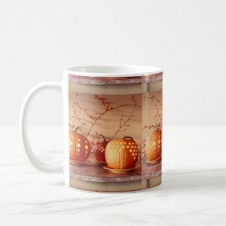 Taza De Café Día de fiesta de la caída