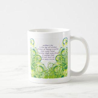 Taza De Café día de madres wishes-1