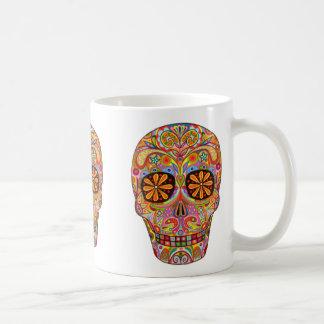 Taza De Café Día del muerto/del Dia de los Muertos